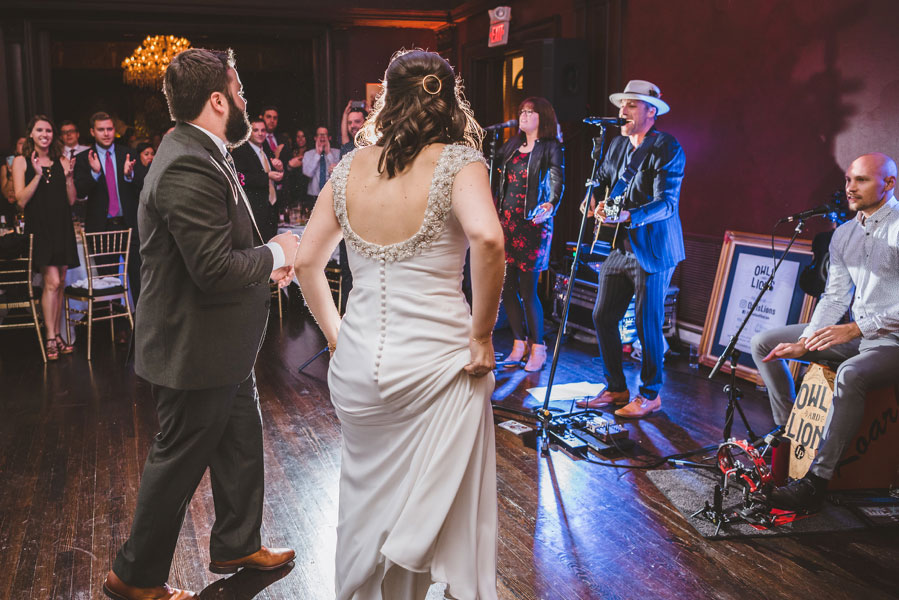New Jersey's Top Rated Wedding Band And Dj Services