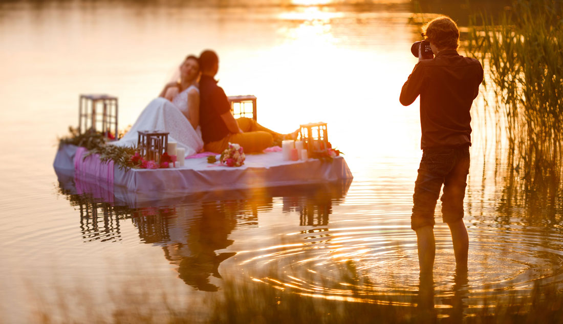 How To Create a Successful Environment for your Photographer