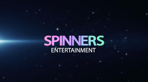 spinners logo video